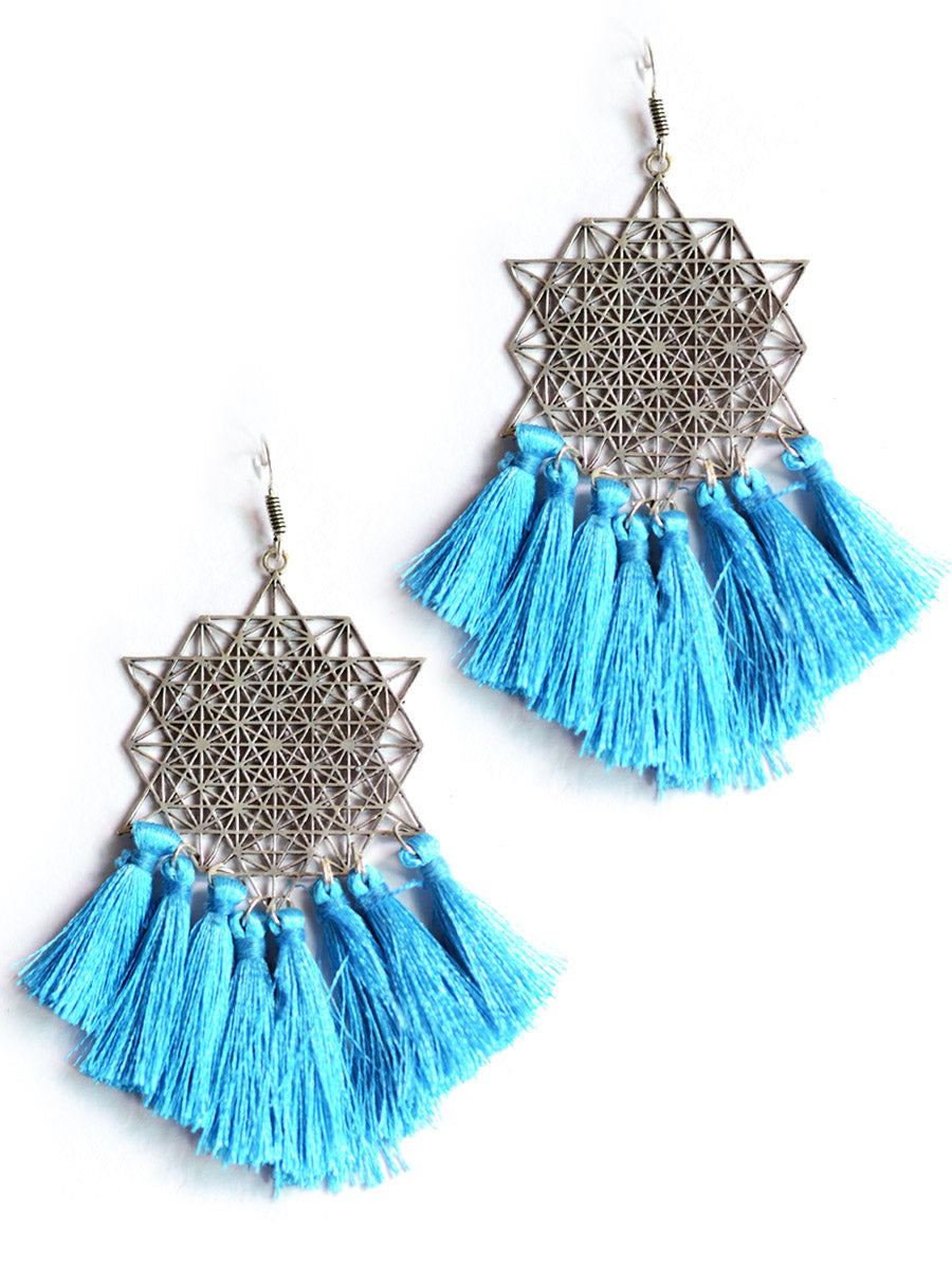 Killing It+Good Vibes Earrings (Set of 2)