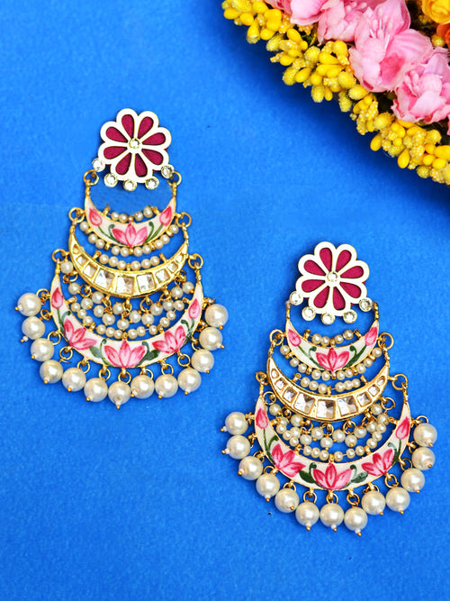 Soha Kundan Earrings