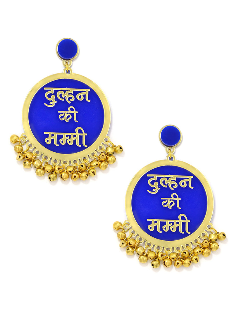 Dulhan ki Mummy Earrings