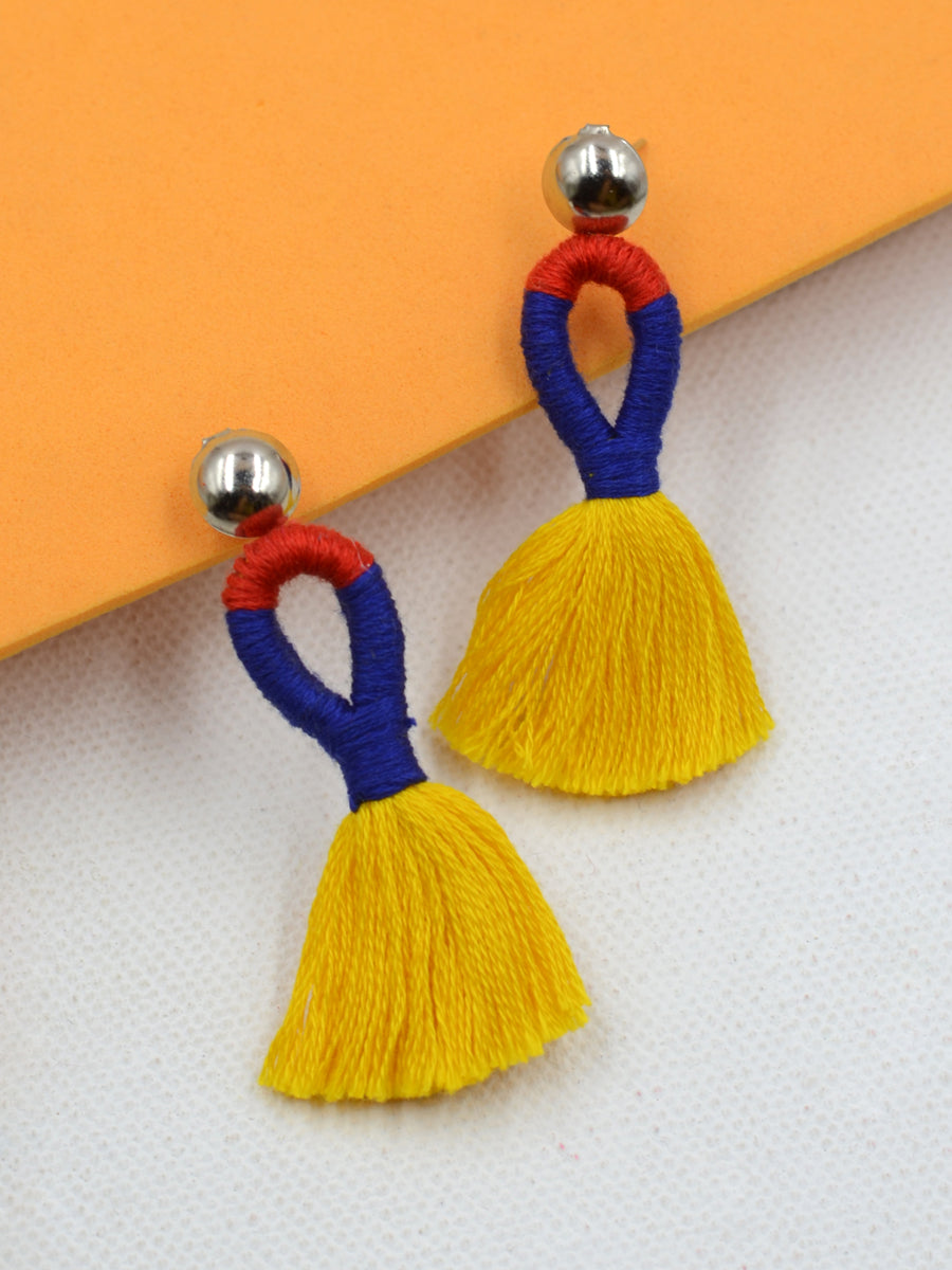 Amaya Tassel Earrings