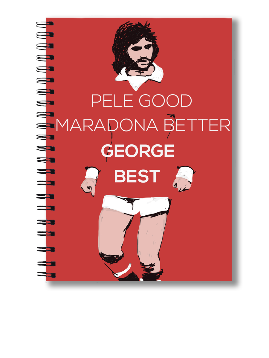 Pele Good George Best