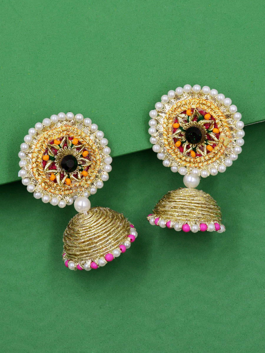 Auspicious Aura Earrings