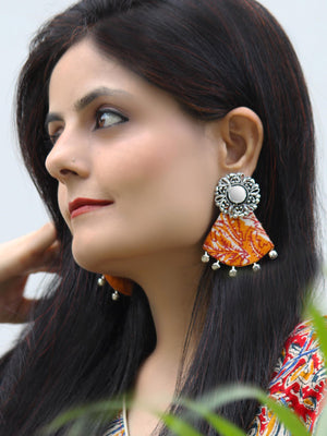 Azma Ghungroo Earrings