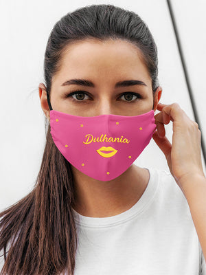 Dulhania Wedding Face Mask