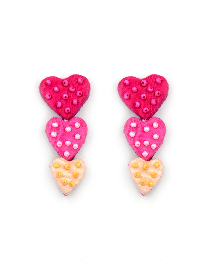 Take Me To Your Heart Earrings