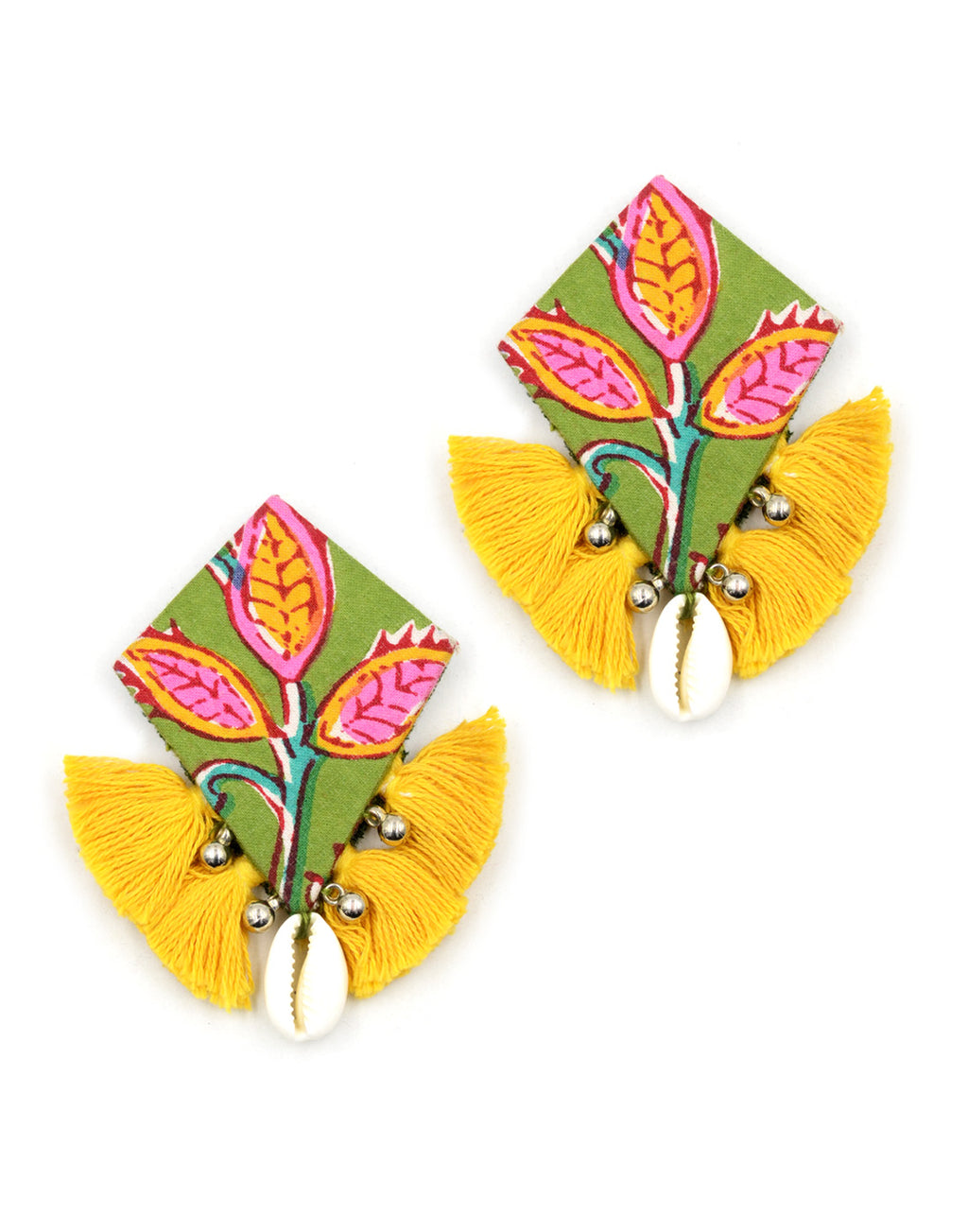 Sameera Tassel Earrings