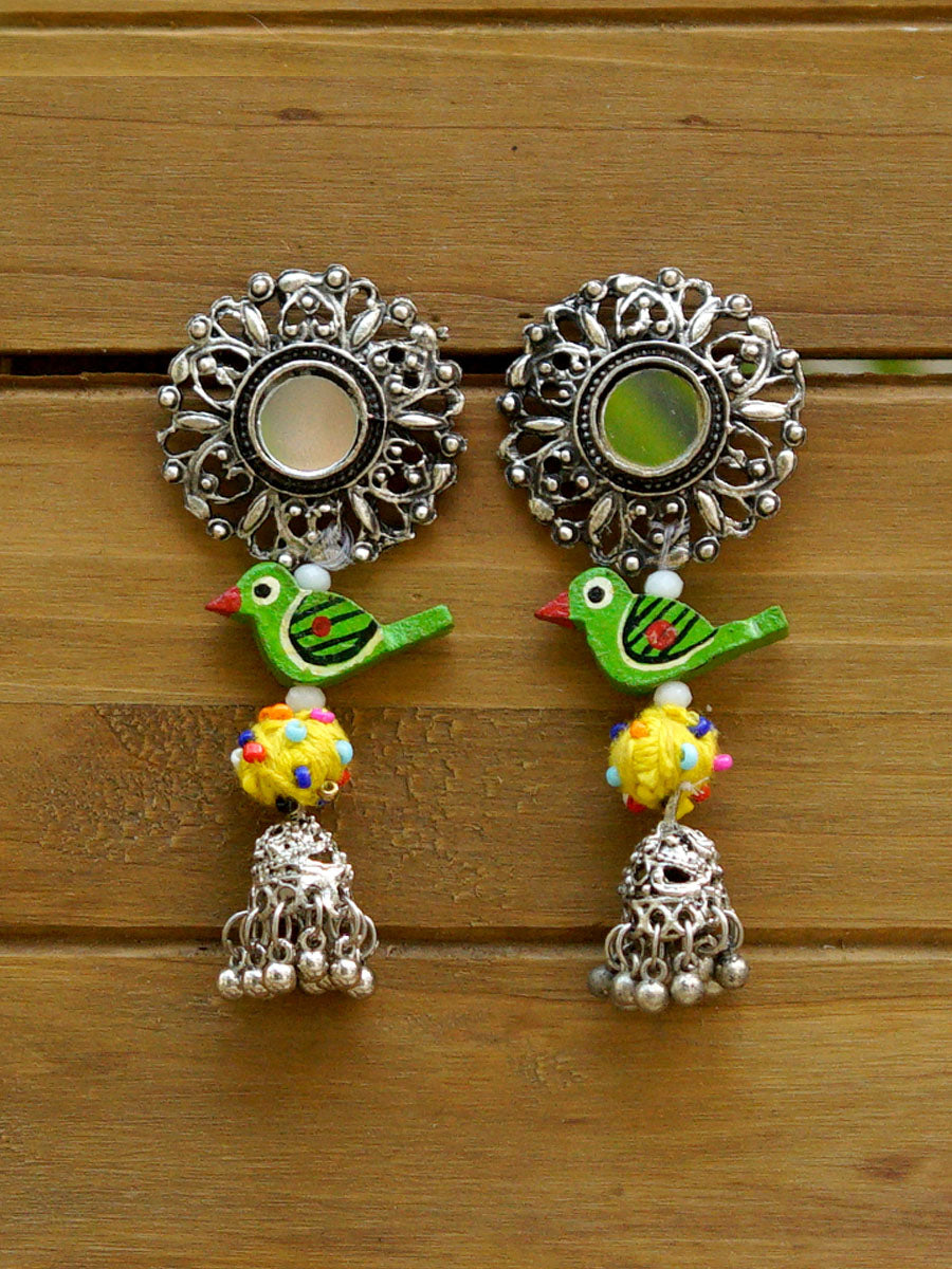 Luna Birdie Earrings