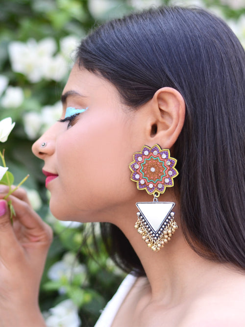 Zubaida Earrings