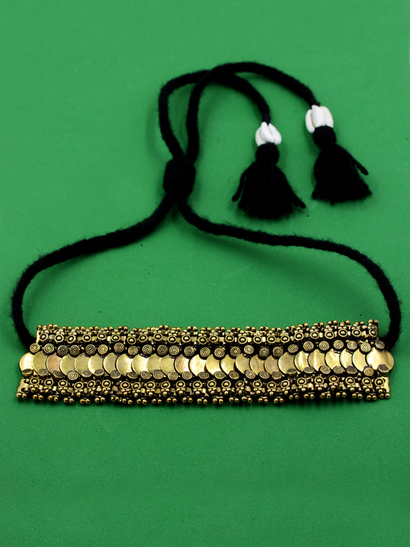 Nusrat Antique Necklace