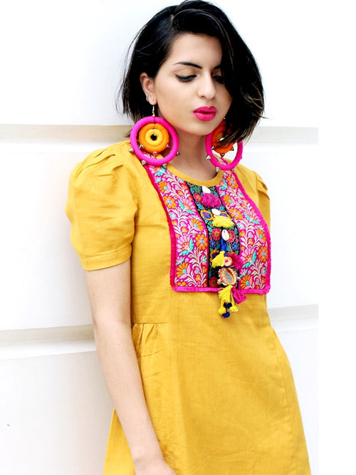 Ruhani Dress