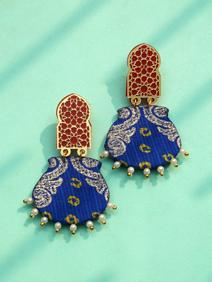 Mughal Chandbaalis Earrings