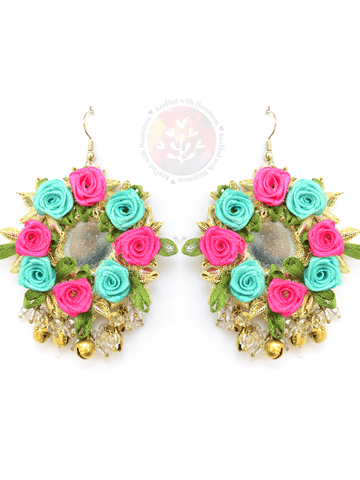 Flower Power Earrings 3