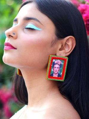 Fearless Frida Earrings