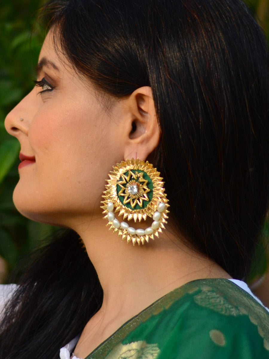 Gota Shine Earrings