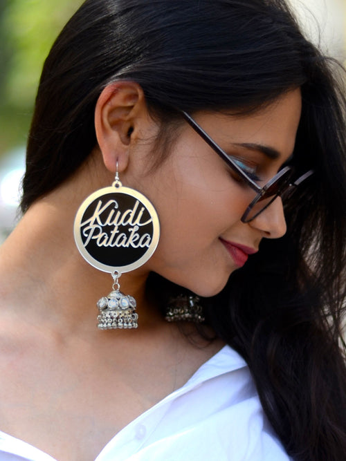 Kudi Pataka Earrings