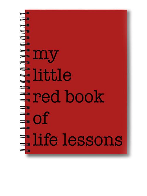 My Red Book
