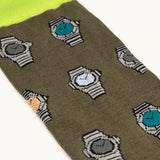 Gentalovers + No Waiting List Club Socks - Free Shipping - LEOPINE
