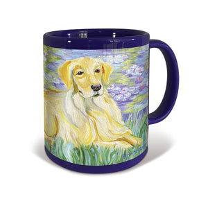 Golden Retriever Bonét Mug