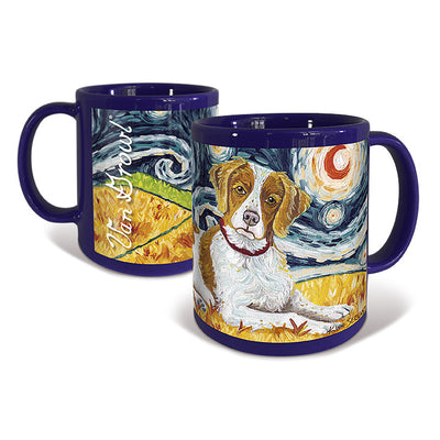 Brittany Starry Night Mug