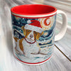 Brittany Holiday Starry Night Mug