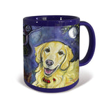 Golden Retriever Chagrowl Mug