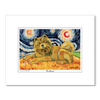 Chow Tan Starry Night Matted Print