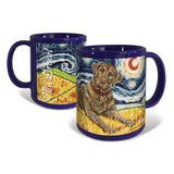 Chesapeake Bay Retriever Starry Night Mug