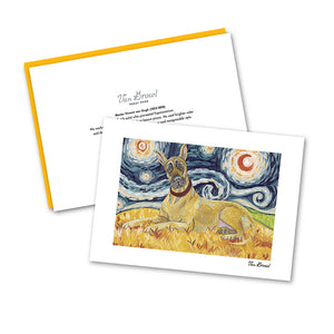 Great Dane Notecard Set