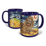 Irish Setter Starry Night Mug