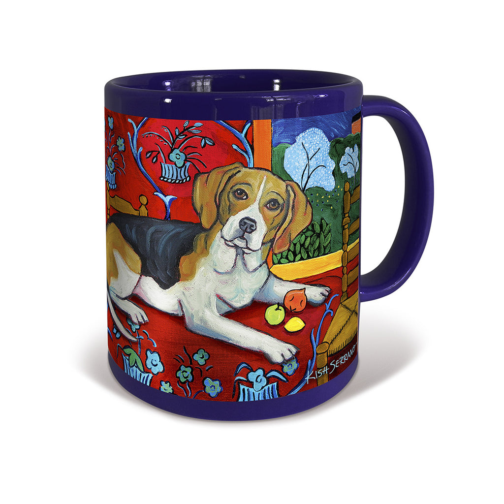 Beagle Muttisse Mug