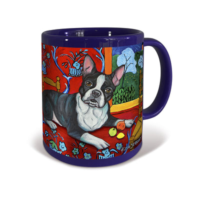 Boston Terrier Muttisse Mug