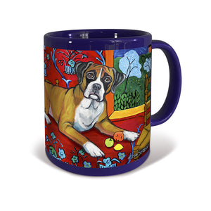 Boxer Muttisse Mug