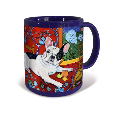 French Bulldog Muttisse Mug