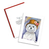 Maltese Ruffoir Notecard Set