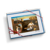 Basset Hound Salvador Doggy Notecard Set