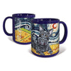 Scottish Terrier Starry Night Mug