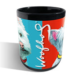 West Highland Terrier Woofhol Mug