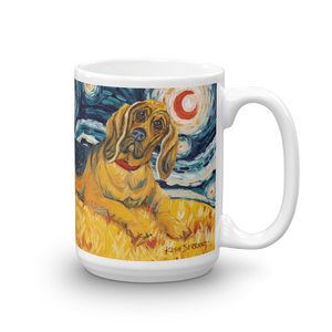 Bloodhound STARRY NIGHT Mug-15oz