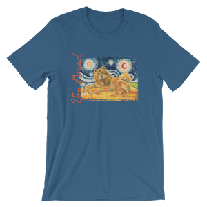 Chow (light) STARRY NIGHT T-Shirt