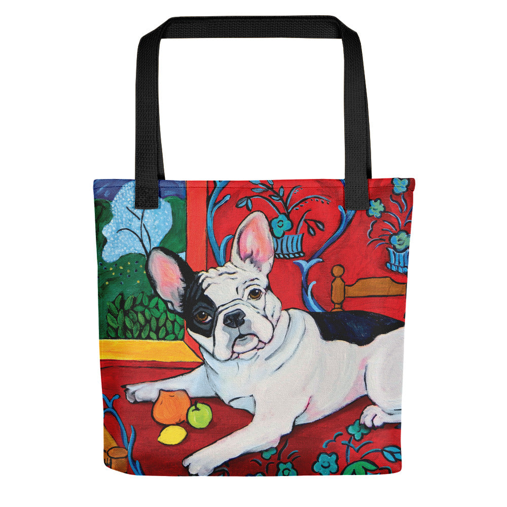 MUTTISSE French Bulldog TOTE