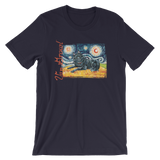 Schipperke (no tail) STARRY NIGHT T-Shirt