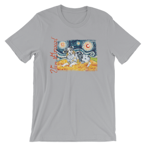 Australian Shepard STARRY NIGHT T-Shirt