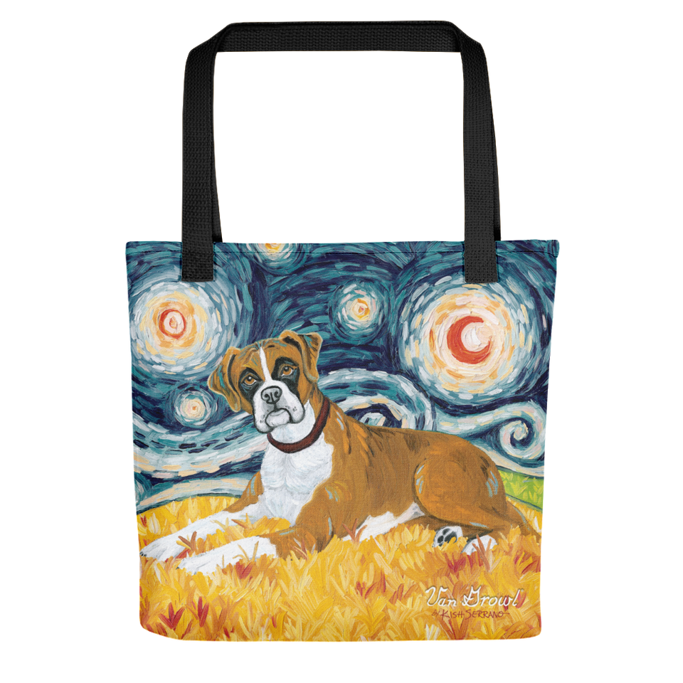 Boxer STARRY NIGHT Tote