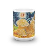 Pomeranian STARRY NIGHT Mug-15oz