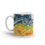 Westie STARRY NIGHT Mug-15oz