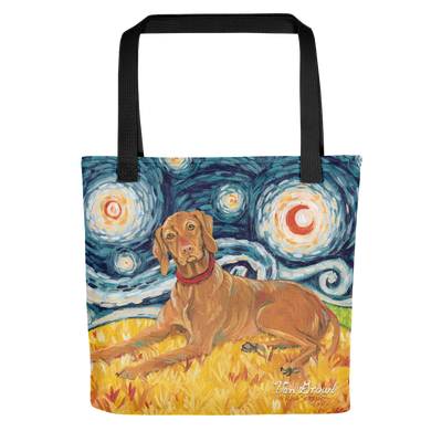 Vizsla STARRY NIGHT Tote