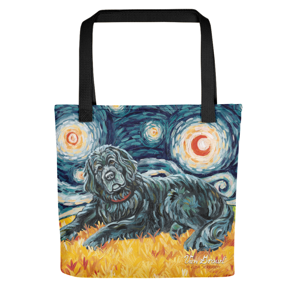 Newfoundland STARRY NIGHT Tote
