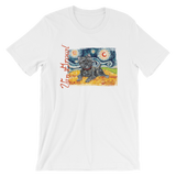 Cairn Terrier (dark) STARRY NIGHT T-Shirt