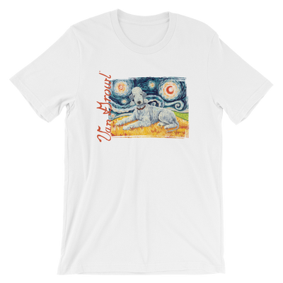 Bedlington Terrier STARRY NIGHT T-Shirt