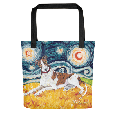 Greyhound STARRY NIGHT Tote